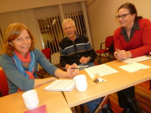 Tunnbrödsbagare från Norrland i samtal om Tunnbrödsakademien