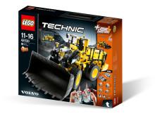 LEGO Technic - förpackning / kartong till Volvo L350F hjullastare 42030