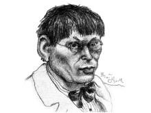 Bilder av Bror - självporträtt av konstnären