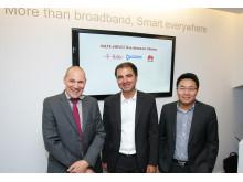 Huawei VoLTE launch