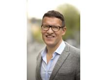 Otto Sjöberg ny vd för Norstedts. Foto: Magnus Fond