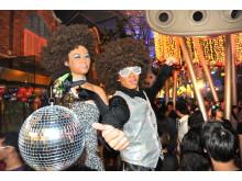 Clarke Quay disco