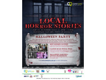 CLARKE QUAY PRESENTS LOCAL HORROR STORIES A NIGHT OF MISCHIEVIOUS HALLOWEEN MAYHEM