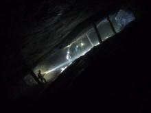 Äventrysgruvan - bland tunnlar och brytrum