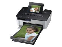 SELPHY CP1000 FSL Postcard Tray LCD Up Black B2B