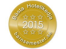 Bästa hotellkedja 2015