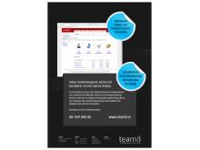 Team8s Företagsportal - marknadsledande inköps- och inventariesystem