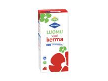 Arla Ingman Luomu Vispikerma into (UHT) 1 L
