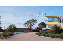 Hogias huvudkontor i Stenungsund