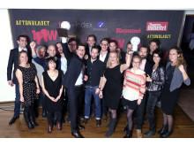 2012 års 100watt-vinnare i kategori Långsiktigt