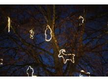 Pressinbjudan: 26 november invigs Jakobsbergs julbelysning