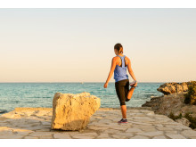 Vings undersøkelse viser at 50 % kunne tenke seg en treningsreise som kombinerer ferie og trening på en morsom måte.