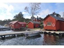 Långviksnäs, en del av Möjas kulturmiljö