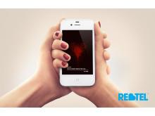 Rebtel Re:Beat Valentines App