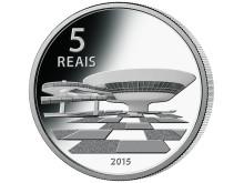 OS 2016 Minnesmynt - Arkitektur
