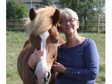 Britt Ledberg chefredaktör för Häst&Ryttare
