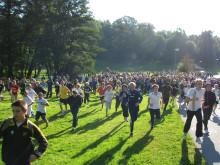 Skoljoggen sätter barn och ungdomar i rörelse