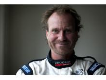 Lasse Spang Olsen i Peugeot Spider