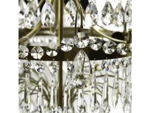 Detaljbild kristallkronan Gustaf, 495, Krebs