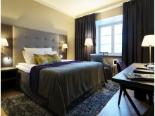 Standard dubbelrum- Clarion Hotel Post