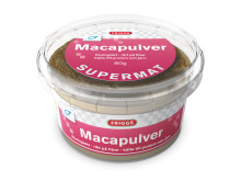 Macapulver från Supernature by Friggs