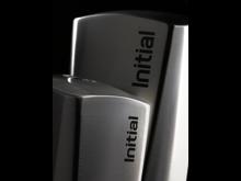 Initial Hygien  nya produktserie för toalettmiljöer  Reflection
