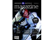 Nya Sweden Hotels Magazine finns nu ute på hotellen