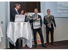 Stora FM-priset 2015, prisutdelning