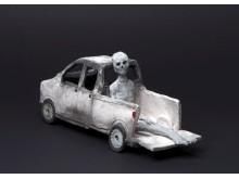 """""""In furious anger"""" - Maria Boij ställer ut keramik på blås&knåda 6 - 24/10 2012"""