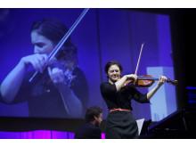 2012 års Jan Wallanderpris till Sofia Lundström, viola
