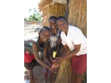 Handtvättsanordning
