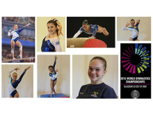 VM-laget kvinnlig artistisk gymnastik