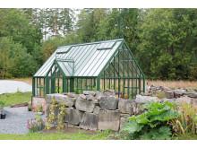 Mr Attefall ger 25 kvadratmeter lyxigt växthus