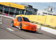 """Østfolds """"NG Sustain"""" endte opp med et stolt resultat i Shell Eco-marathon"""