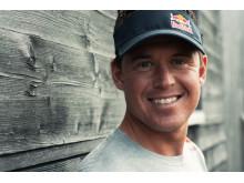 Jonas Colting, triathlet, föreläser om motion, kost och hälsa för Klubb Hjärtat