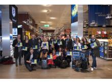 Stockholm Arlanda Airport slog nytt resenärsrekord
