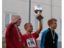 Segrarna i herrklassen, Mjärdevistafetten 2011; Semcon Elit