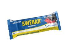 SWEBAR - bringebær og lakris