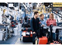 60 ingeniører til Toyota Material Handling Europe i Mjölby