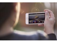 Nå kan 1,2 millioner nordmenn ta med seg Get tv utenfor hjemmet
