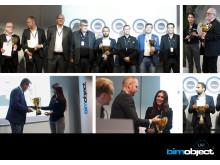 Winners of BIMobject Awards 2015