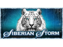 Siberian Storm slot at Vera&John Casino