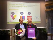 Bengt Forsberg och Niklas Blonér, Fastighetsbarometern Butik 2014