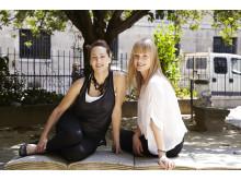 Lovisa Burfitt & Andrea de La Barre de Nanteuil