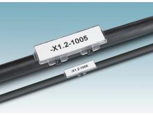 Kabel- och ledarmärkning som uppfyller stränga krav