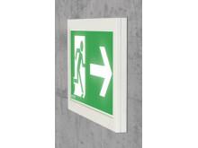 Guideled - nödbelysningsarmaturer och hänvisningsarmaturer