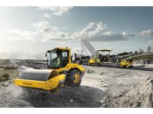 Volvo  Construction Equipment - vältar