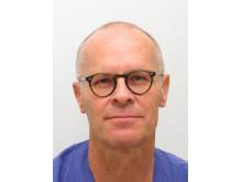 Mårten Falkenberg, överläkare och forskare inom kärlradiologi vid Sahlgrenska Universitetssjukhuset.