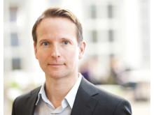 Lars Strannegård, nominerad till Årets Nydanare