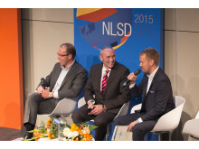 Leaders of Amra, Bergenbio and Nexstim receives the Nordic Stars 2015 Awards.